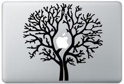 Tree Macbook Decal and Stickers