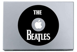 Beatles Album Macbook sticker and decal